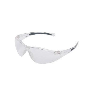 35dbe1ce9325 North® by Honeywell A800 Wilson® Safety Glasses With Gray Polycarbonate  Frame And Silver Mirror Indoor Outdoor Polycarbonate Anti-Scratch Hard Coat  Lens