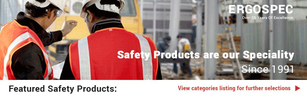 Shop industrial safety products