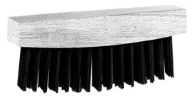 Radnor Carbon Steel Chipping Hammer Brush 3 X 15 Rows. (Bulk Package, Minimum Purchase Of 12)