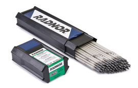 "1/8"" E7018 Radnor 7018 Carbon Steel Electrode 5# Box"