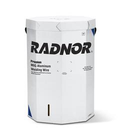 "3/64"" ER4043 Radnor 4043 Aluminum MIG Welding Wire 275# Acc-Pak Druum"