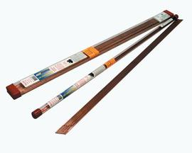 """1/16"""" X 36"""" R45 Radnor RG45 Carbon Steel Bare Gas Welding Rod 1 Pound Tube"""