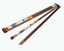 """3/32"""" X 36"""" R45 Radnor RG45 Carbon Steel Bare Gas Welding Rod 1 Pound Tube"""