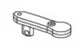 Radnor Model 94-048-088 Replacement Upper Arm For Radnor Pro 4000 And K4000