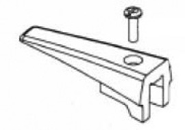 Radnor Model 94-476-066 Replacement Lever Assembly And Screw For Pro4000 Gouging Torch