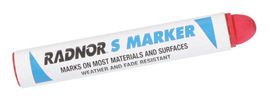 Radnor Red S Solid Stick Paint Marker