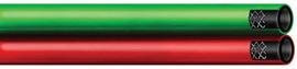 "Radnor 1/4"" Grade R Twin Welding Hose (750' Per Reel)"