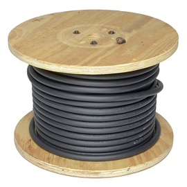 Radnor #2 Black Flexible Welding Cable 250' Reel