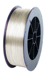 """.035"""" ER308LSi Radnor By McKay 308LSi Stainless Steel MIG Wire 30# Plastic Spool"""