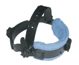 Radnor Replacement Ratchet Headgear With FatBoyª Sweatband For Cobraª Welding Helmet