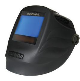 Radnor RDX81 Black Welding Helmet 101 X 80 mm Variable Shade 5 - 14 Auto Darkening Lens