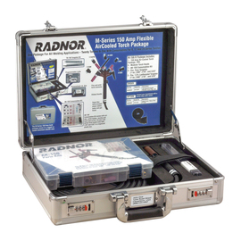 Radnor M-150-R 150 Amp Air-Cooled Modular TIG Torch Kit