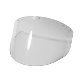 "Radnor 9"" X 15 1/2"" X .060"" Clear Polycarbonate Faceshield"