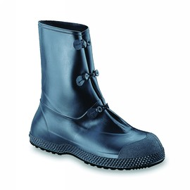 "Radnor Large Black 12"" PVC Overboots"