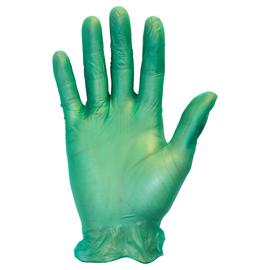 Radnor X-Large Green 6 mil Vinyl Lightly Powdered Disposable Gloves (100 Gloves Per Box)