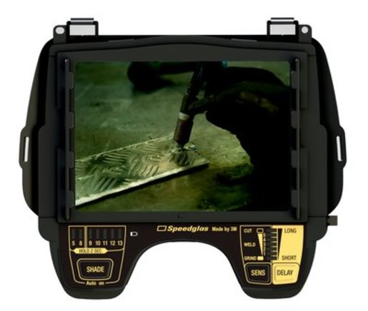3M™ 9100XXi Variable Shade 5, 8-13 Auto Darkening Welding Lens With Delay And Sensitivity Selectors For 9100 Series Welding Helmets