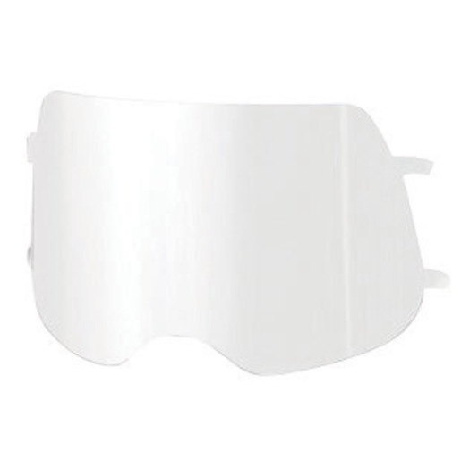 "3M™ 8"" X 4 1/4"" Clear Replacement Wide-View Anti-Fog Grinding Visor For Use With Speedglas™, 9100 FX And 9100 FX-Air Welding Helmet"