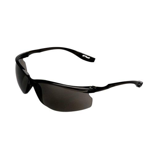 3M™ Virtua™ Black Frame Safety Glasses With Gray Anti-Fog Lens