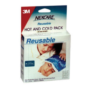 "3M™ 4 3/4"" X 10 1/2"" Blue Nexcare™ Reusable Cover For Nexcare™ 1570 Cold or Hot Pack (100 Per Box)"