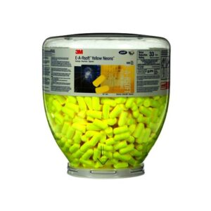 3M™ E-A-Rsoft™ Tapered Foam Polyurethane Uncorded Earplug