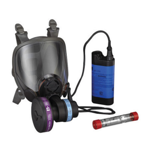 3M™ Medium Powerflow™ Face Mounted Powered Air Purifying Respirator