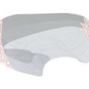 3M™ Faceshield Cover Lens For 3M™ 6000, 6700, 6800 And 6900 Series Full Facepiece Respirator (25 Per Bag)
