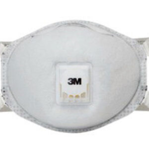 3M™ Standard N95 8514 Disposable Welding Particulate Respirator With Cool Flow™ Exhalation Valve And Adjustable Nose Clip - Meets NIOSH And OSHA Standards (10 Each Per Box)