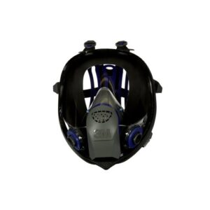 3M™ Large Ultimate FX Full Face Reusable Respirator With Scotchgard™ Lens Coating And Bayonet Connection