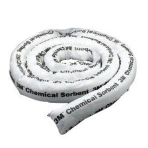 "3M™ 3"" X 12' Yellow Polypropylene And Polyester Sorbent Mini-Boom"