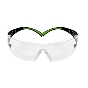 3M™ SercureFit™ 1.5 Diopter Safety Glasses With Clear Frame And Clear Polycrbonate 400 Series Anti-Fog Lens