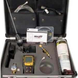 BW Technologies by Honeywell Confined Space Kit Carrying Case With Foam Insert For Use With GasAlertMax XT II Multi-Gas Detector