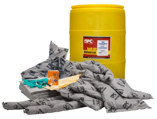 Brady® 55 gal Drum SPC™ Allwik® Spill Kit
