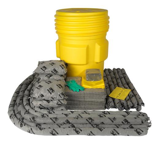 Brady® 95 gal Drum SPC™ Allwik® Overpack Spill Kit