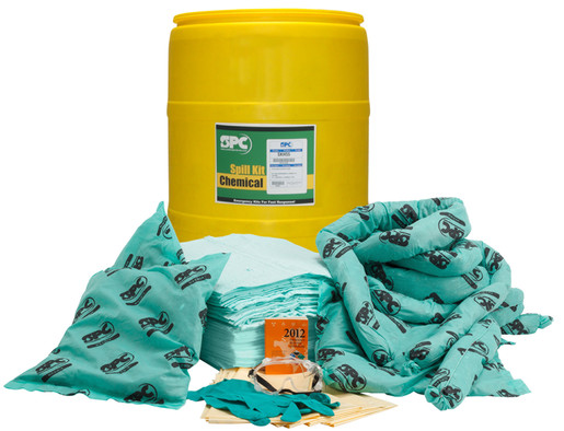 Brady® 55 gal Drum SPC™ Hazwik® Spill Kit