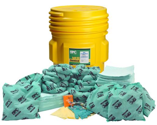 Brady® 65 gal Drum Hazwik® Lab Pack Spill Kit