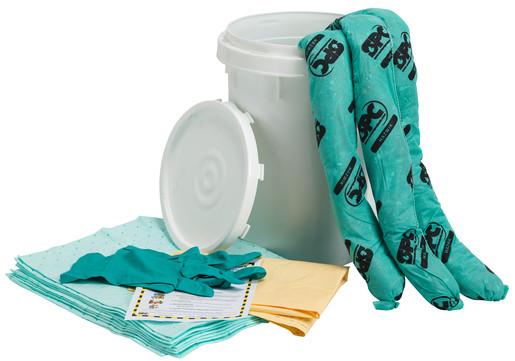 Brady® 6.5 gal Bucket SPC™ Hazwik® Spill Kit