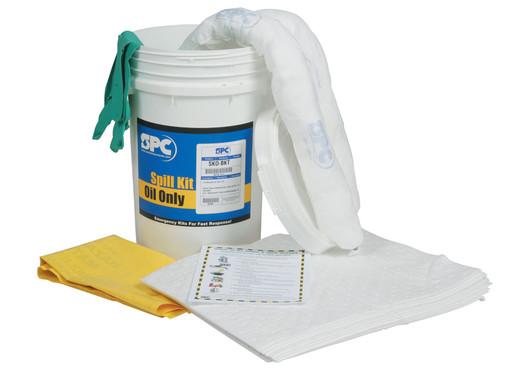 Brady® 6.5 Gallon Bucket Spill Kit