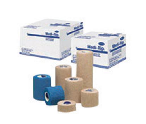 "Hartmann-Conco 4"" X 5 Yard Tan Medi-Rip® Support And Compression Self-Adherent Bandage (12 Per Box)"