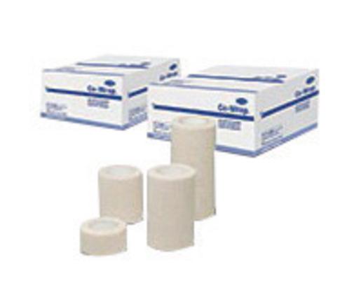 "Hartmann-Conco 2"" X 4 1/2 Yard Tan Econo-Wrap® LF Latex-Free Reinforced Elastic Bandage (10 Per Pack)"
