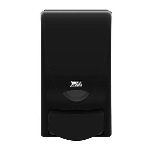 Deb Group 1 Liter Dispenser Black Proline Curve 1000 Liquid Soap (15 Per Case)