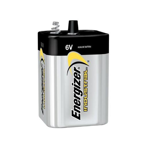 Energizer® Eveready® 6 Volt Lantern Alkaline Battery With Coil Spring Terminal (Bulk)