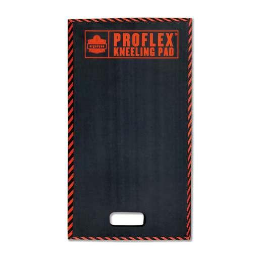 "Ergodyne Large 16"" X 28"" X 1"" Black ProFlex® 385 Foam Kneeling Pad"