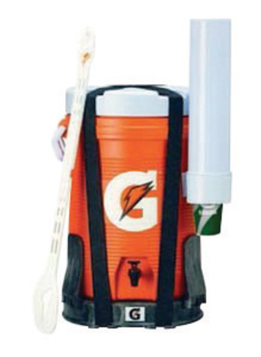 Gatorade® Truck Mount Cooler Rack (For Use With 3, 5, 7 And 10 Gallon Coolers)