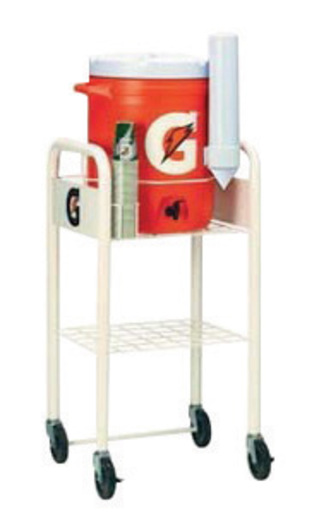Gatorade® Mobile Cooler Rack (For Use With 3, 5, 7 And 10 Gallon Coolers)