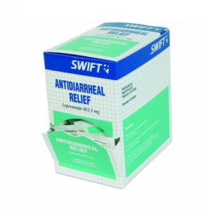North By Honeywell® Swift First Aid Anti-Diarrhea Relief Tablet (100 Packs Per Box)