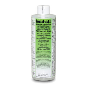 Fend-all® 8 Ounce Bottle Sperian Water Additive For Porta Stream® ll And lll Eye Wash Station