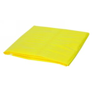 """North® by Honeywell 54"""" X 80"""" Yellow Disposable Emergency Blanket"""