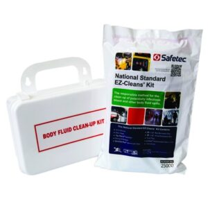 North® by Honeywell Plastic 10 Unit Body Fluid Clean-Up Kit