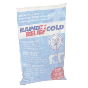 """Swift First Aid 6"""" X 9"""" Instant Cold Pack"""