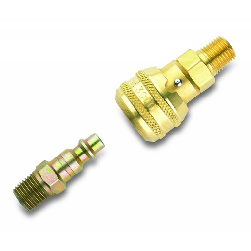 Honeywell Hansen Quick Disconnect Coupler Kit (Includes 930465 Female Coupling And 930466 Male Plug)